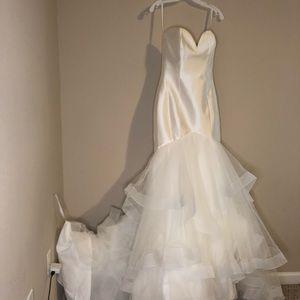 Allure Bridals Mermaid Wedding gown
